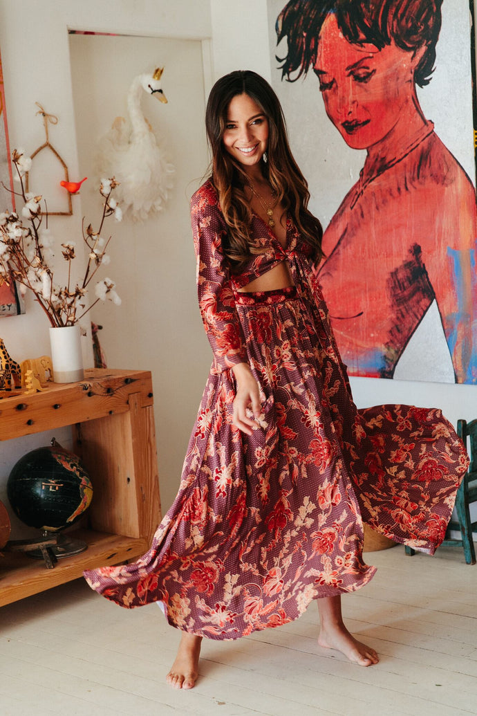JAASE Zayn Maxi Dress Ziggy