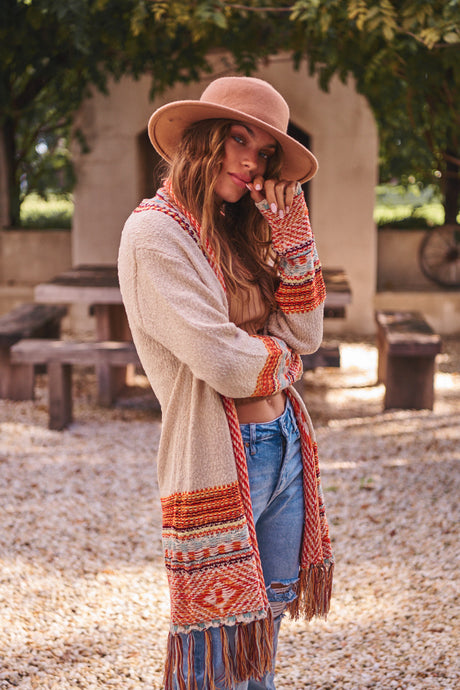 Leary Knit Cardigan
