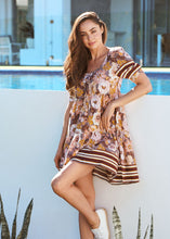 JAASE Classico Mini Dress Latte