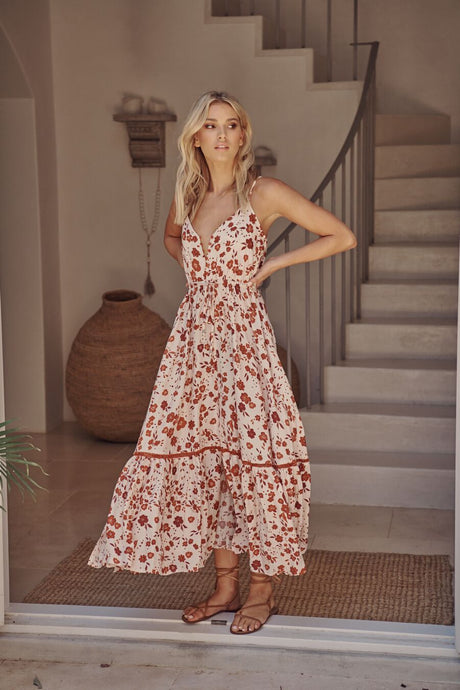 JAASE Avila Maxi Dress Carlo