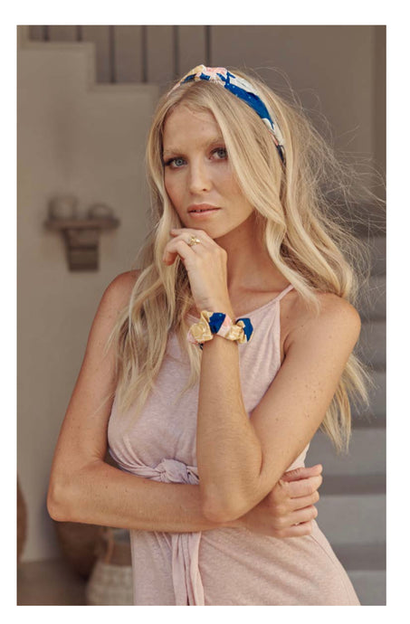 Jaase Scrunchie~Headband Set