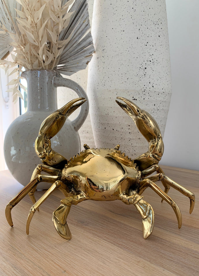 GIANT CRAB - GOLD