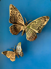 BUTTERFLY~ LARGE GOLD