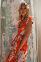 Carmen Maxi Dress St Tropez