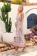 JAASE AVILA FLORIN MAXI DRESS