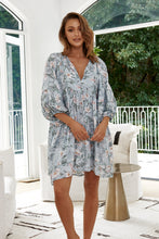JAASE Adela Mini Dress Gardenia