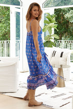 JAASE Kimi Midi Dress Bluey