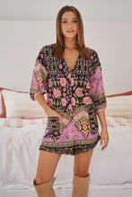 JAASE Tallow Playsuit Cherry Blossom
