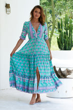 JAASE Tessa Maxi Dress Paradiso