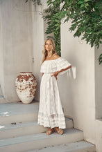 JAASE Georgie Maxi Dress Snow White