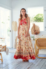 JAASE HURLEY MAXI DRESS JONI