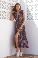 JAASE Shirley Maxi Dress Purple Rain