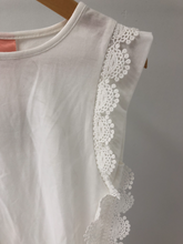 Sally Top White