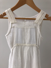 Beatrice Dress ~ White