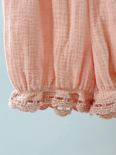 Penelope Playsuit Peach