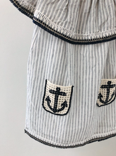 Josie Dress Sailor Stripes
