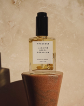 JASMINE NEROLI GERANIUM OIL PERFUME the seeke