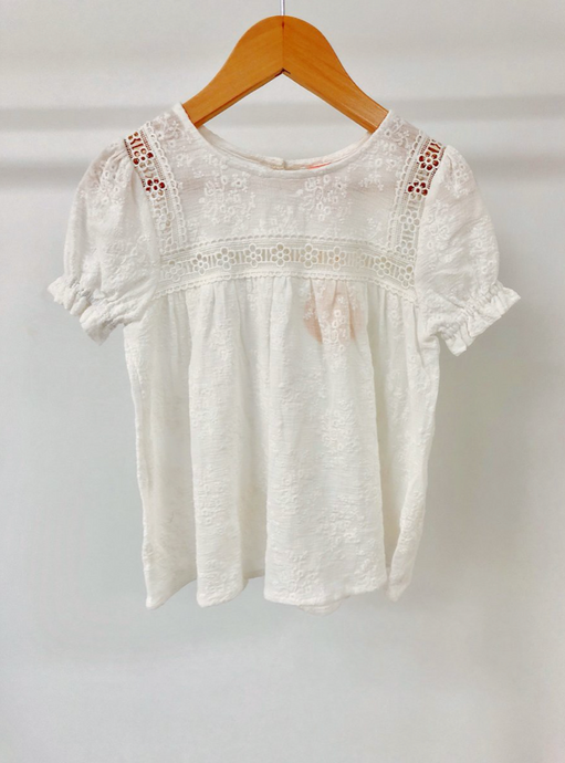 Paris Top - White
