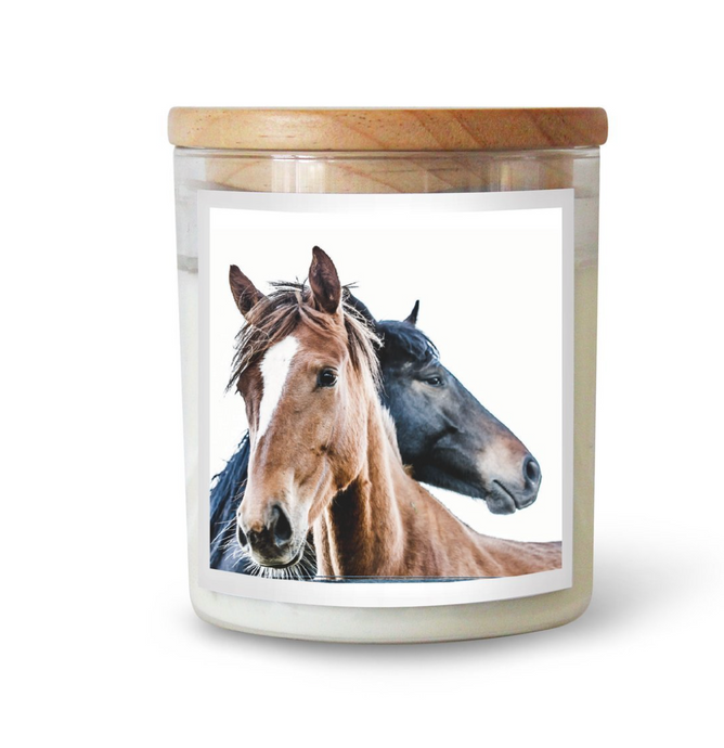 The Horse Candle