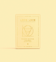 Loco Love ~ Peanut Butter Caramel with Lions Mane