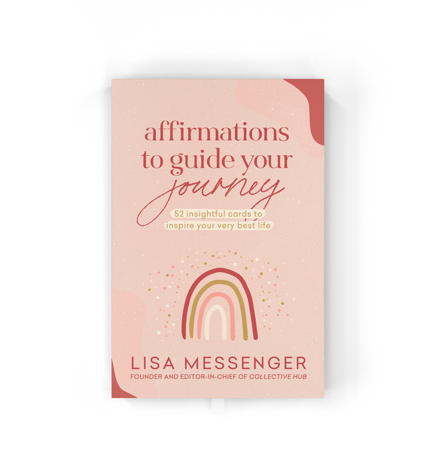 Affirmations To Guide Your Journey ~ Box Card Set