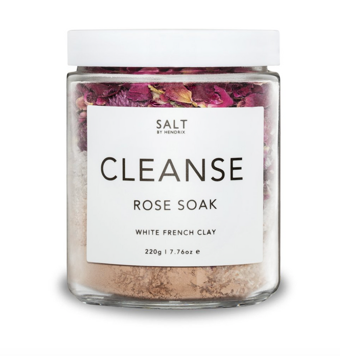 Cleanse ~ Rose Soak