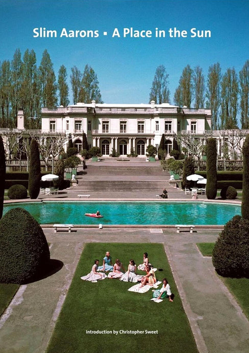Slim Aarons A Place In the sun book