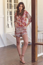 JAASE Tallow Playsuit Flower Child