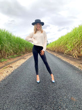 Emily Knit Top Ivory