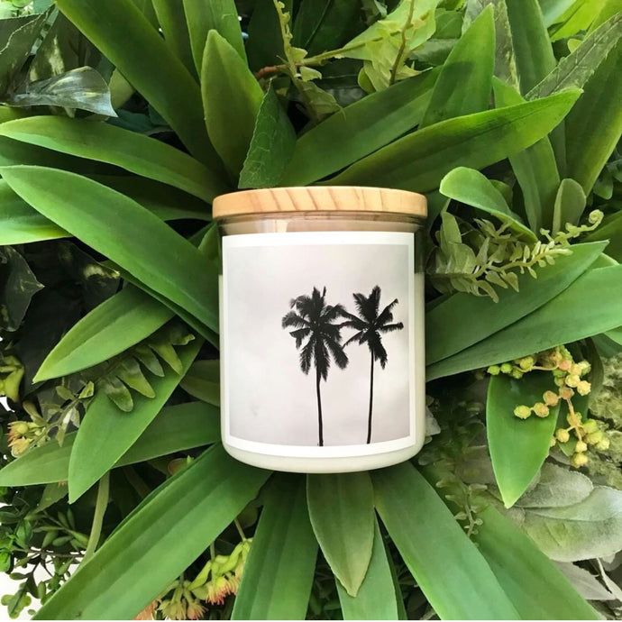 The Commonfolk Collective Candles ~ Twin Palms