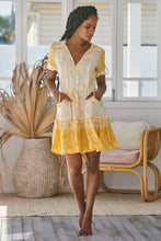 JAASE Remmy Mini Dress Daffodil