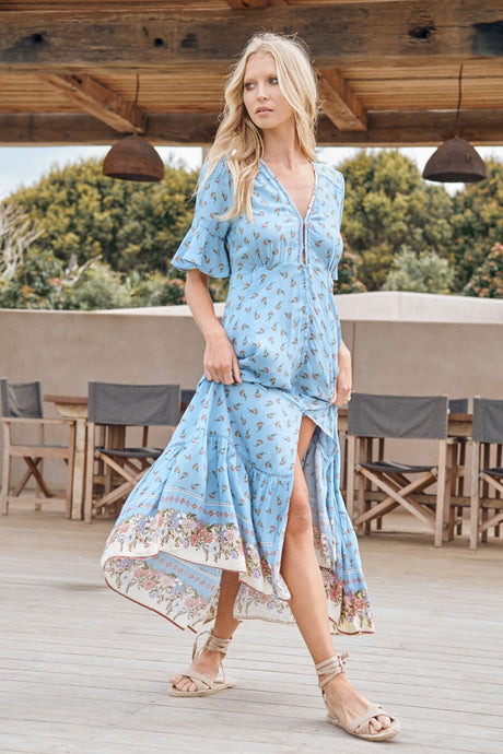 JAASE MONICKHA MAXI DRESS SHELBY