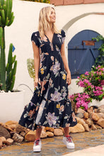JAASE Shirley Maxi Dress Peppa