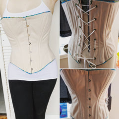 Victorian Corset - By Rebel Props