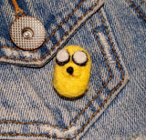 Jake the Dog Squish Pin