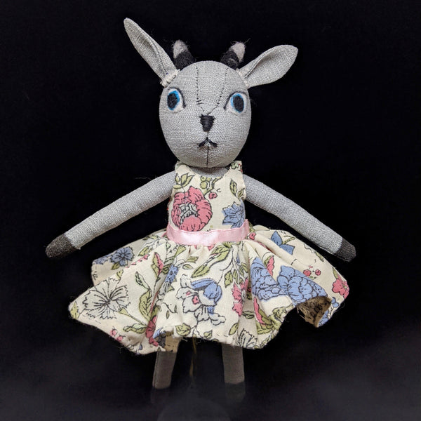 Original Faun Art Doll