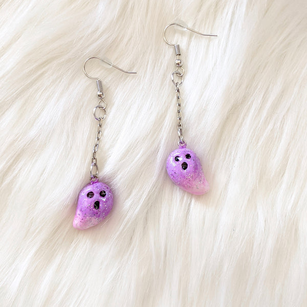 Magic Ghost Earrings