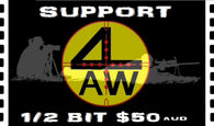 1 x 1/2 Bit 4AW Support