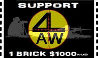 1 x Brick 4AW Support