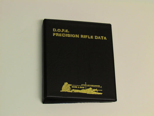 Data Log Ring Folder
