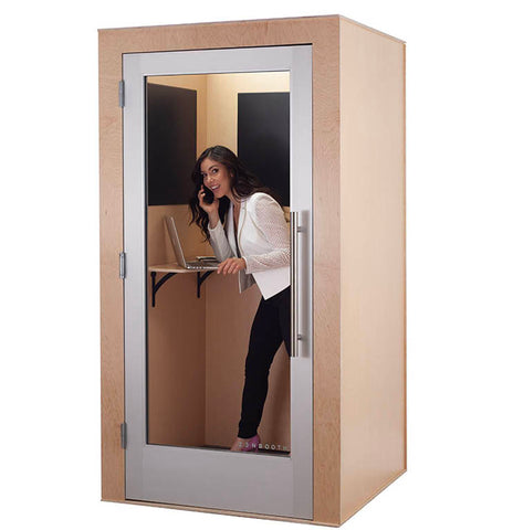 Office Privacy Booths & Pods: Inside Their Truly Unique Design– Zenbooth