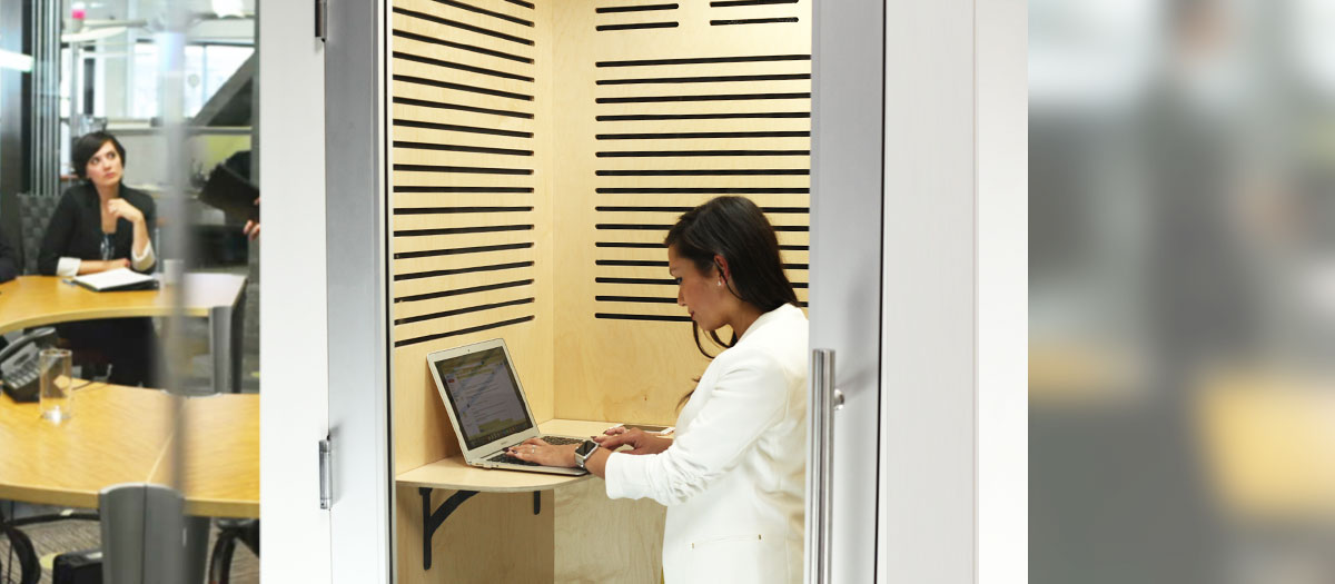 Why You May Not Want To Build Your Own Office Phone Booth