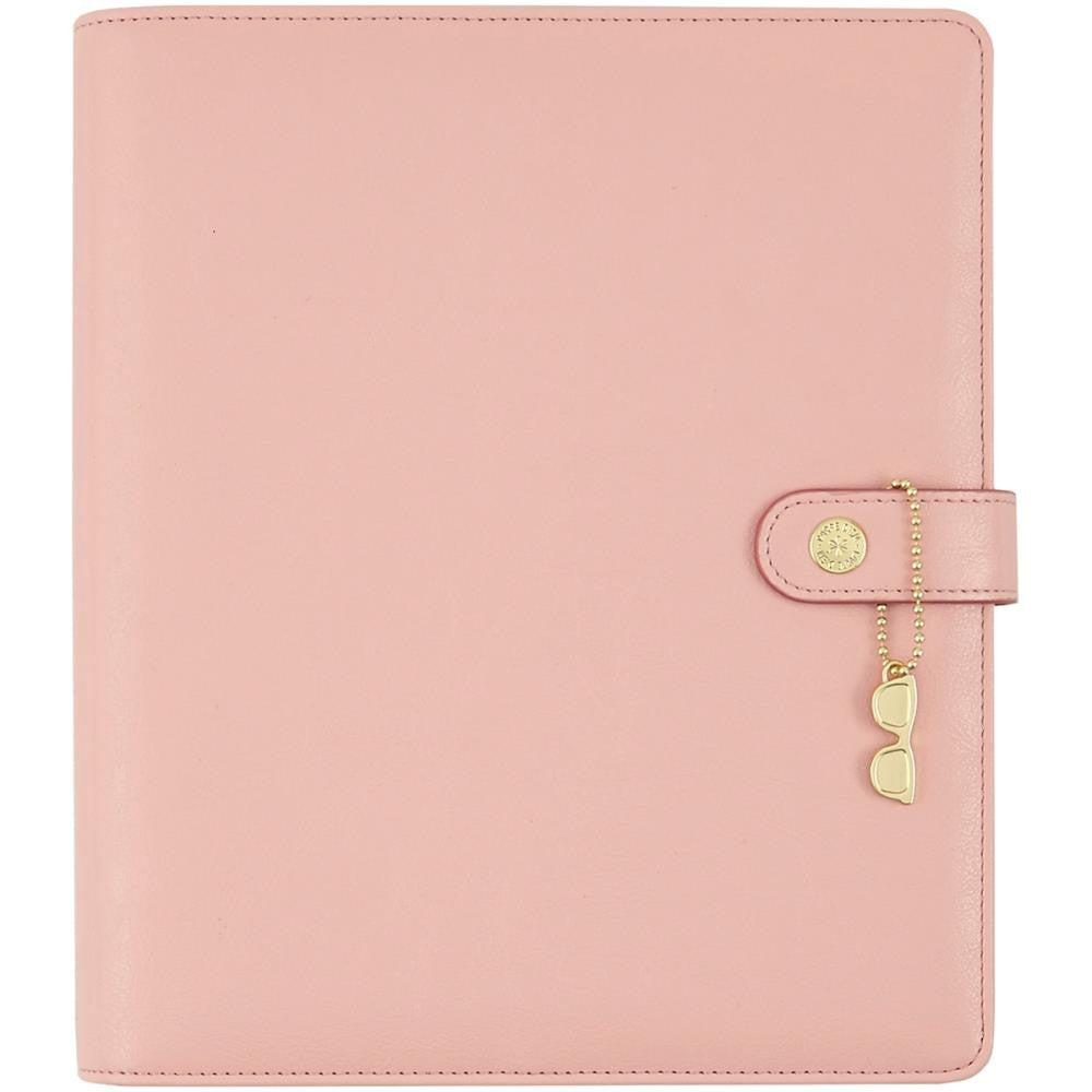 The Reset Girl Ballerina Pink A5 Planner Binder by Simple Stories