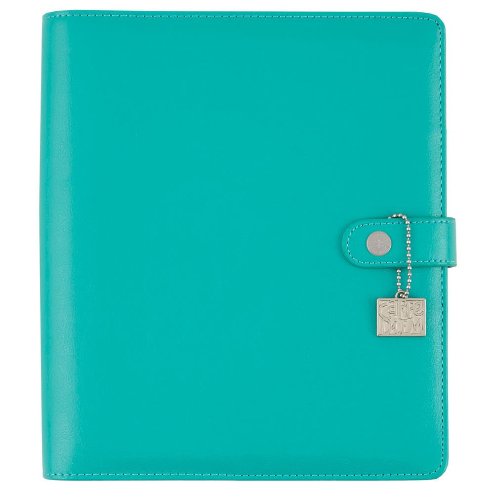 Aqua Carpe Diem A5 Planner Binder by Simple Stories