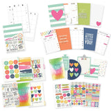 FITNESS / Exercise Carpe Diem PLANNER INSERTs A5 Add-on set