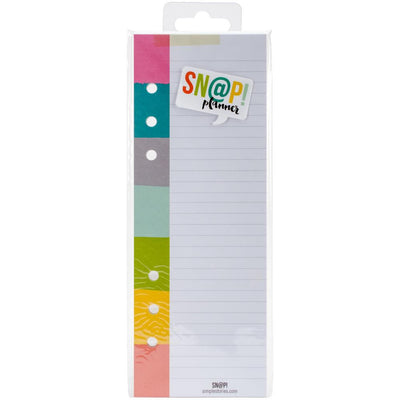 Carpe Diem Planner Bookmark Tablet Paper Pad, 24 sheets