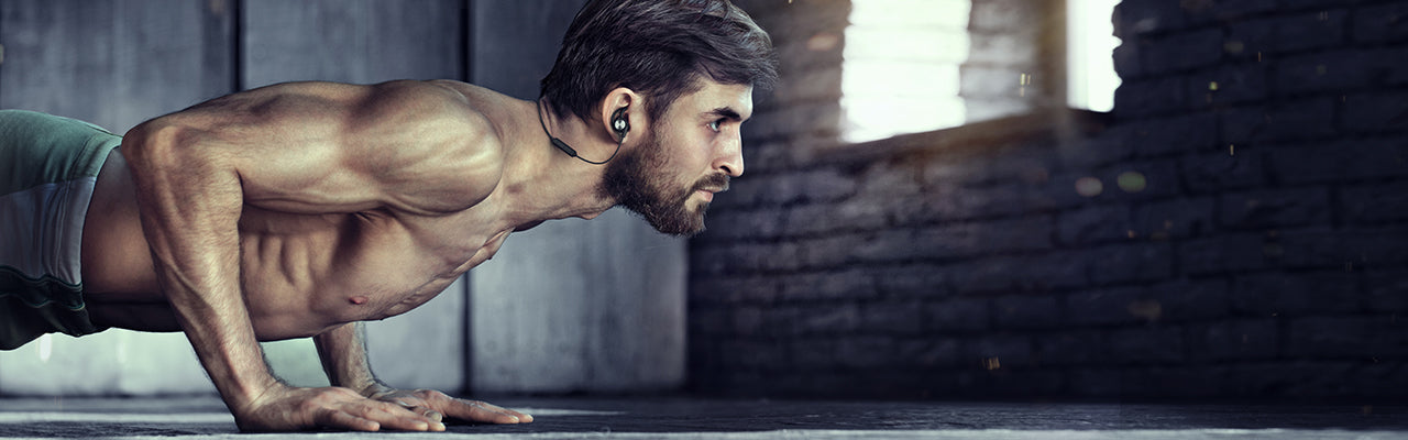 Say Goodbye to Sweat-damaged Headphones