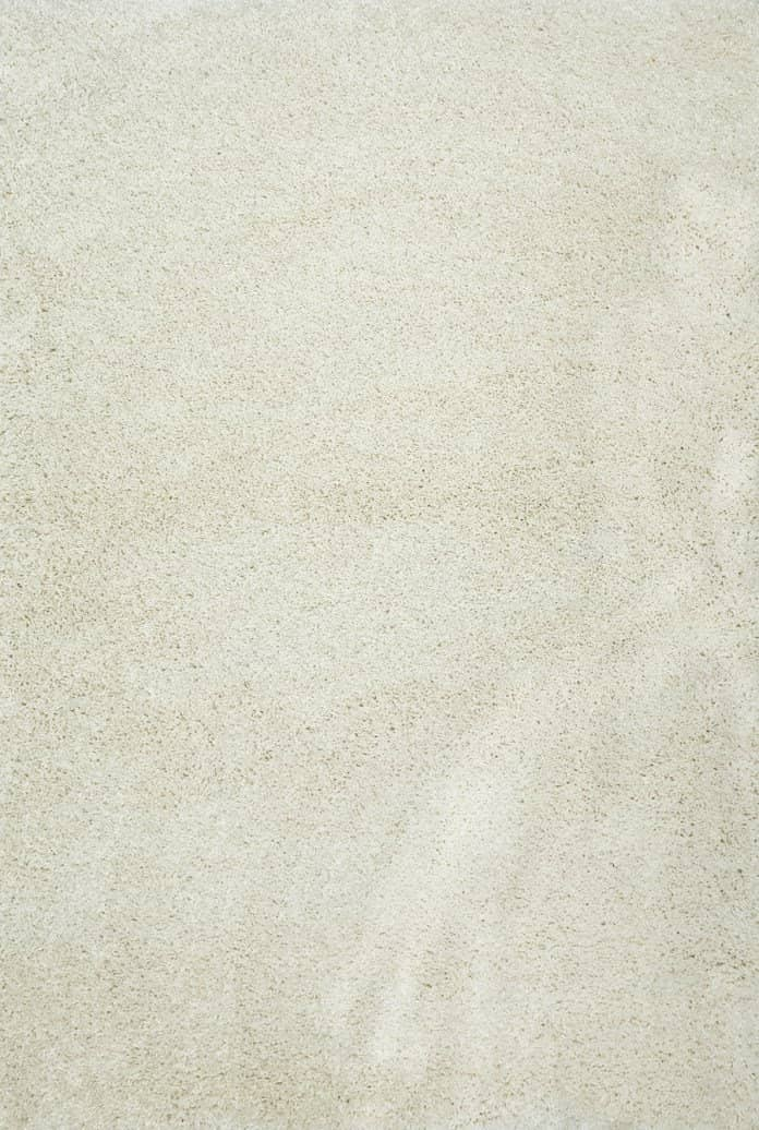 Super Shaggy Area Rug Cream 1810 - Context USA - Area Rug by MSRUGS