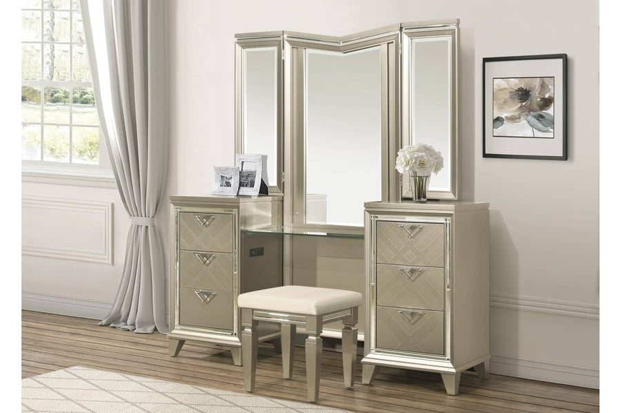 1522 Bedroom-Bijou Collection