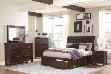 1559 Bedroom-Logandale Collection